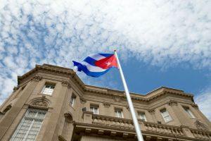 Hoy se reabrieron las embajadas en ambos países Foto:AFP. Imagen Por: