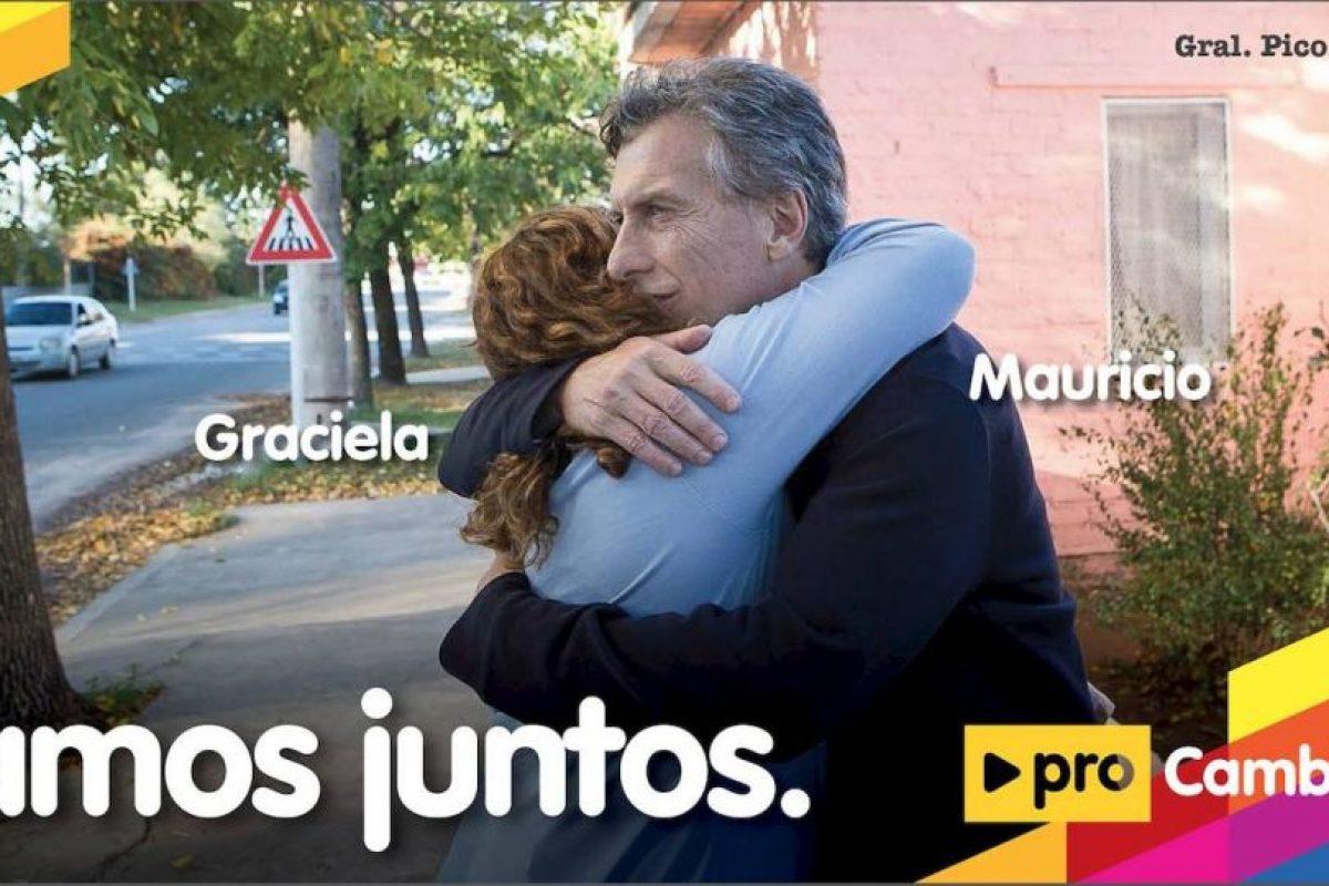 1. Mauricio Macri, del partido Propuesta Republicana Foto:Facebook.com/mauriciomacri. Imagen Por: