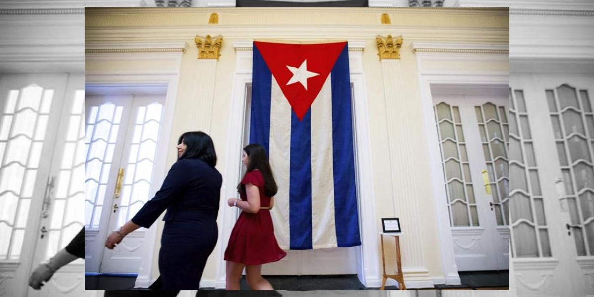 John Kerry izará el 14 de agosto la bandera de EE.UU. en Cuba