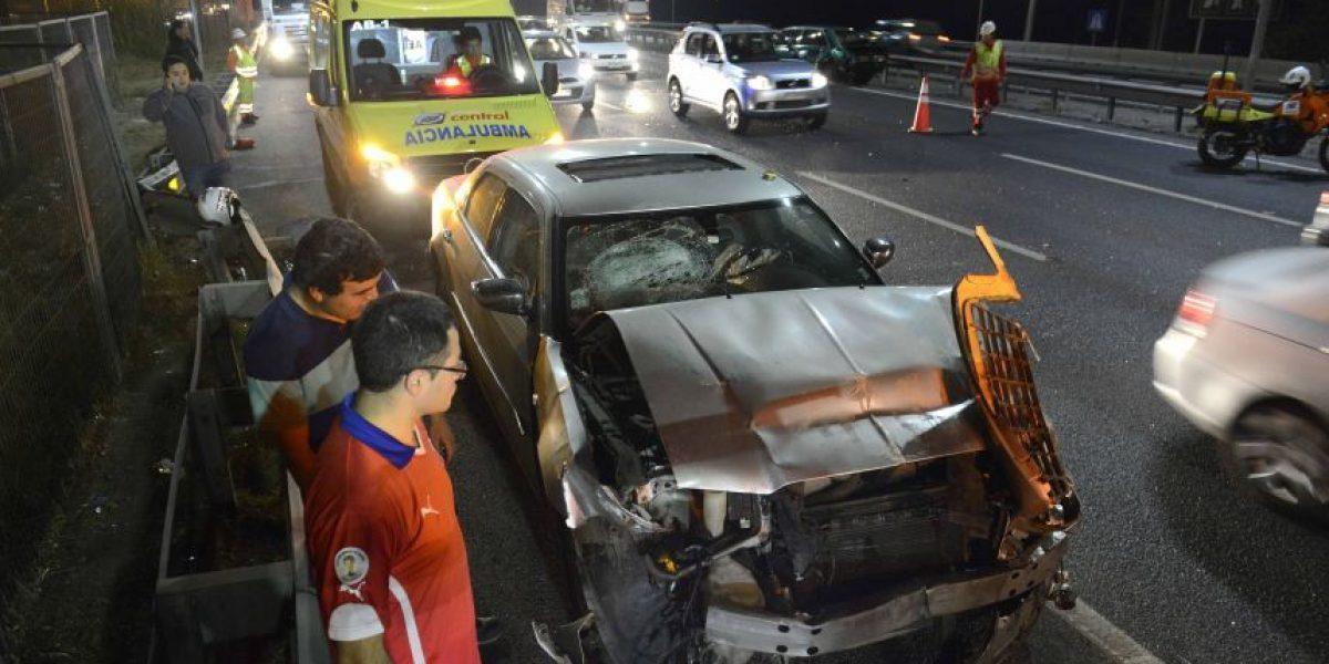 Fin de semana largo deja cifra de 22 fallecidos en accidentes de tránsito