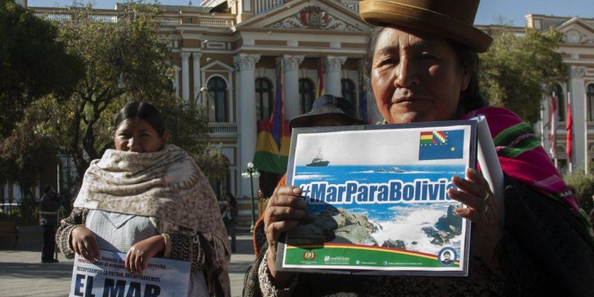 Sólo un 8% de chilenos le daría salida al mar con soberanía a Bolivia