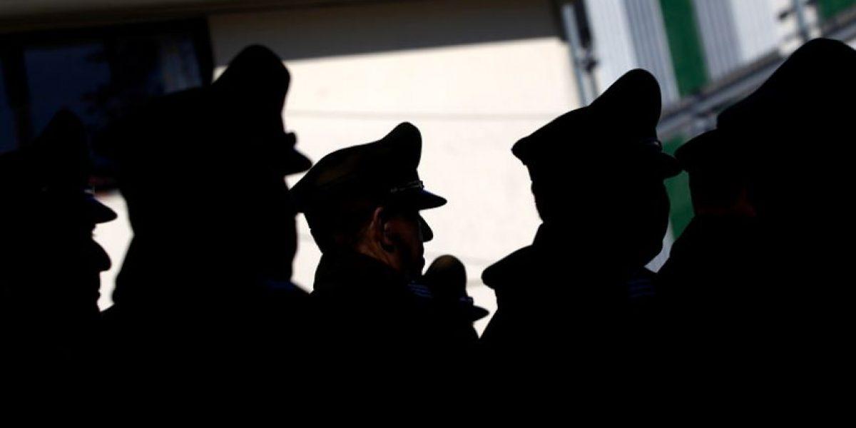 Carabineros ayudaron a robar en San Bernardo: fueron dados de baja