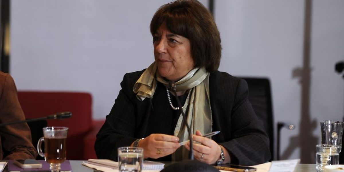 Ministra se reunió con el CRUCh por proyecto de Educación Superior