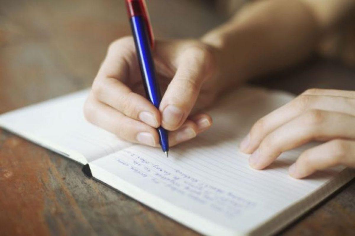 Grafofobia: Aversión a escribir Foto:Reproducción. Imagen Por: