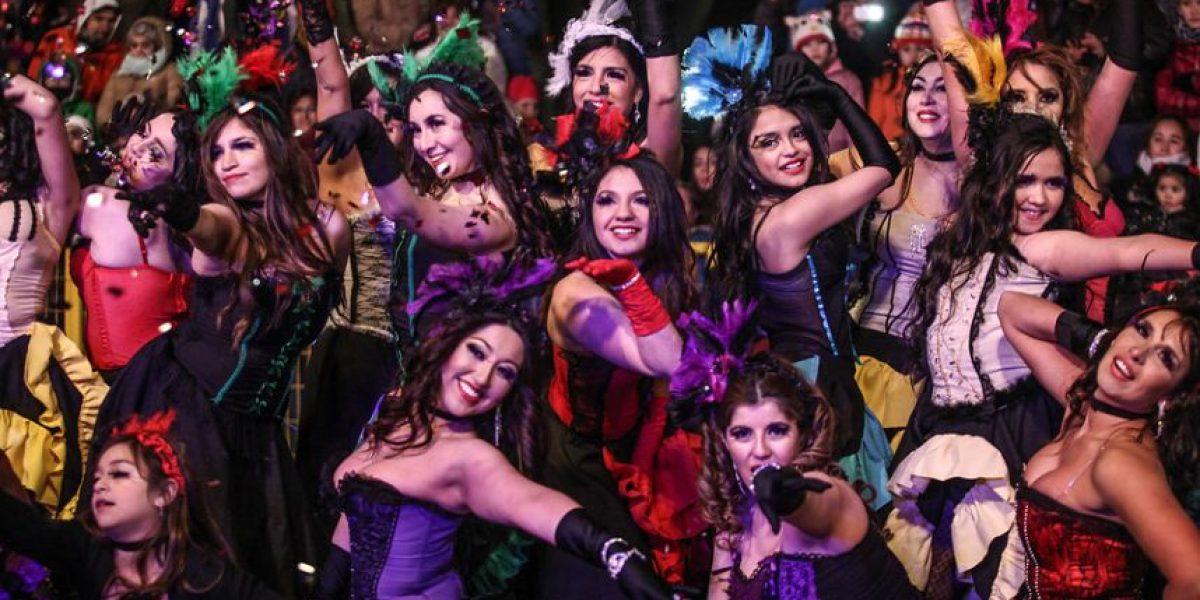 Así se desarrolló el Carnaval de Invierno 2015 en Punta Arenas