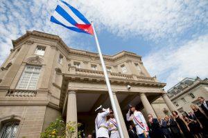 3. Participación de Cuba en la Cumbre de las Américas 2015- Foto:AP. Imagen Por: