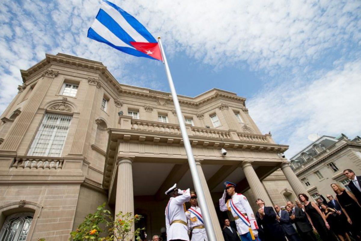 El embargo y Guantánamo, entre la lista de pendientes en ambos países Foto:AP. Imagen Por:
