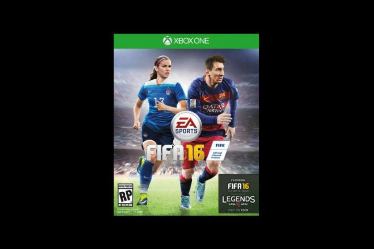 Así serán las portadas para Xbox One y PS4 Foto:Twitter. Imagen Por: