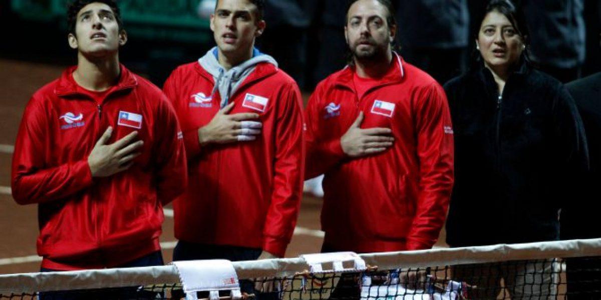 Chile ya tiene rival en la final de la Zona II Americana de Copa Davis