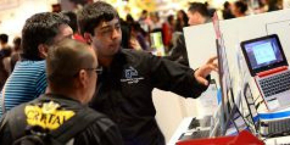 CNC: empleo en el comercio registra una caída menor en trimestre marzo - mayo