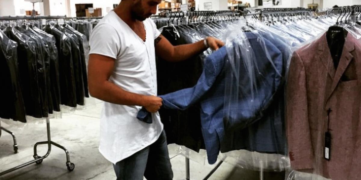 Marcelo Marocchino sufrió millonario robo en su tienda de ropa