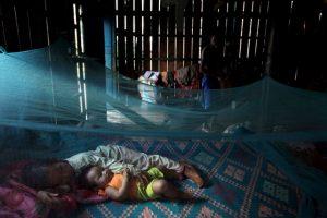 8. De acuerdo con la Organización Mundial de la Salud, en 2013, el 90% de las defunciones por paludismo se produjeron en África y aproximadamente unos 430 mil niños africanos murieron por esa causa. Foto:Getty Images. Imagen Por: