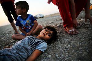2. Los primeros videos que impactaron al mundo fueron las imágenes de los rehenes extranjeros que fueron decapitados. Foto:Getty Images. Imagen Por: