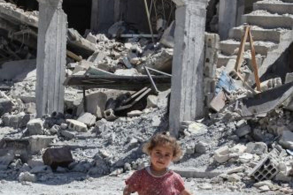 4. Recientemente el grupo terrorista ha aumentado el uso de niños para sus actos de terror. Foto:Getty Images. Imagen Por: