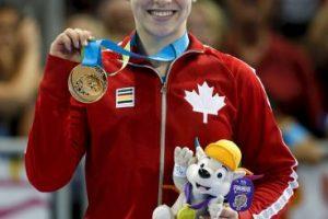 Ellie Black de Canadá, medalla de oro en viga de equilibrio. Foto:Getty Images. Imagen Por: