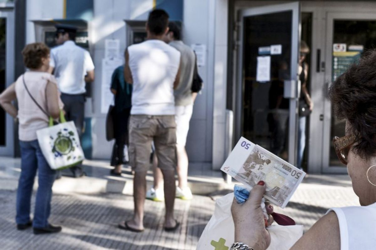 Los bancos abrieron después de 21 días Foto:Getty Images. Imagen Por: