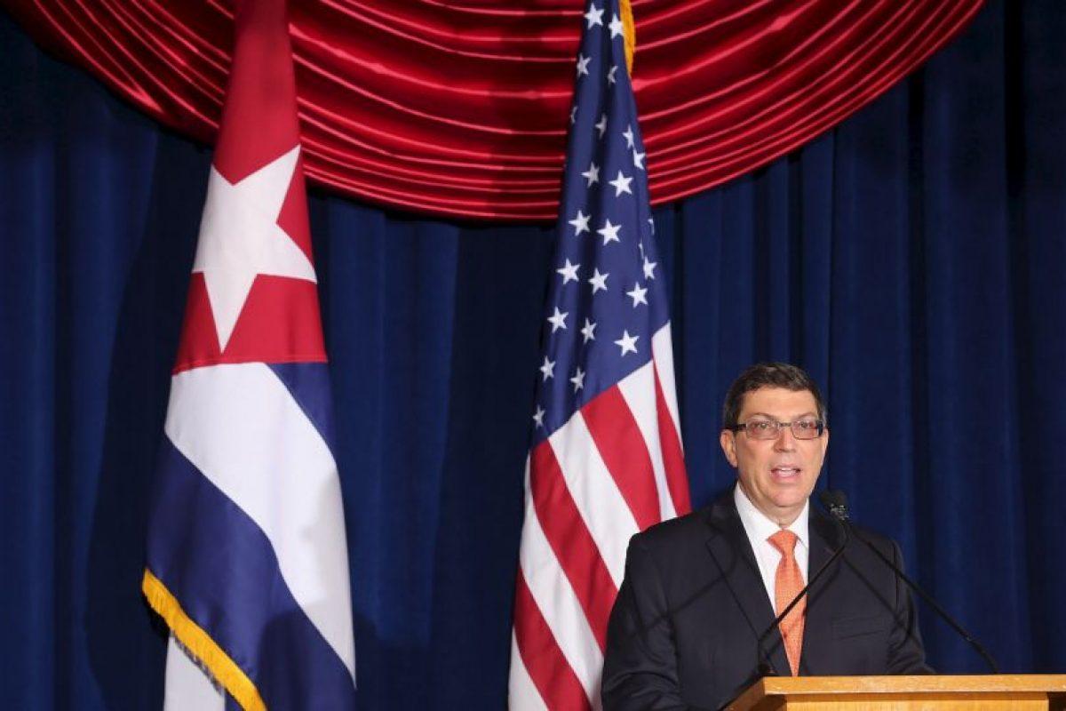 Rodríguez reiteró que las relaciones se basarán en el respeto, igualdad y soberanía. Foto:Getty Images. Imagen Por: