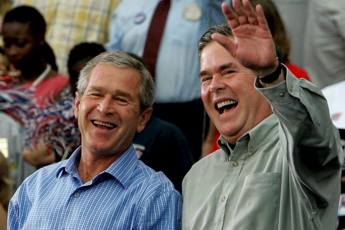 Jeb Bush, precandidato a la presidencia por el Partido Republicano. Hermano del expresidente George W. Bush Foto:Getty Images. Imagen Por: