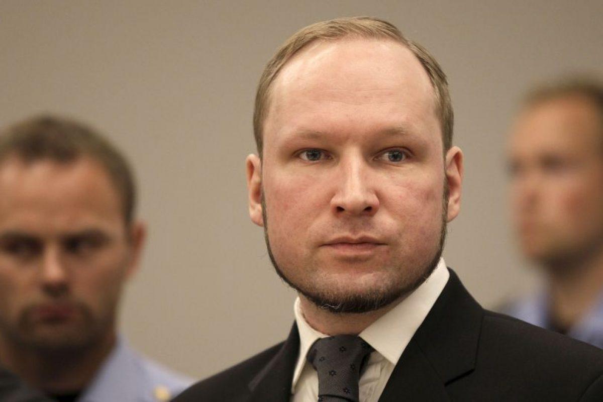 Está condenado a 30 años de prisión por la muerte de 77 personas. Foto:AP. Imagen Por: