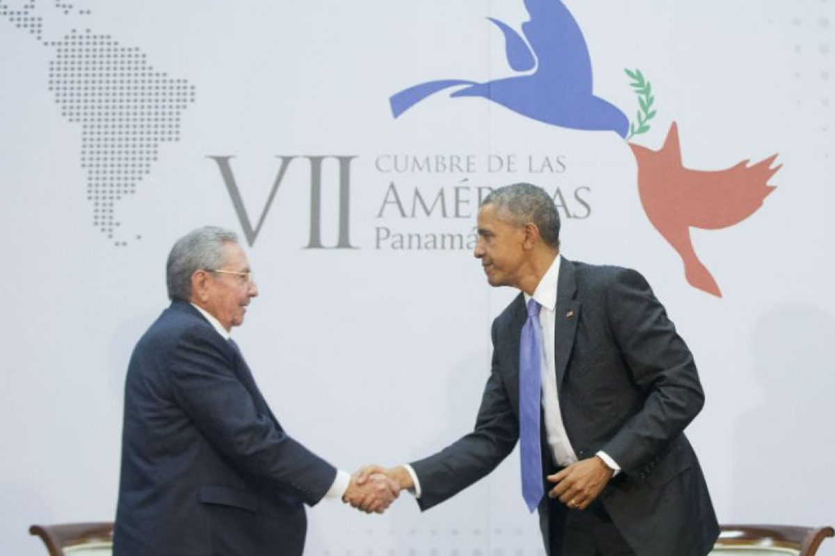 Estos hechos ocurrieron después de más de 50 años que ambos países habían terminado con sus relaciones diplomáticas. Foto:Getty Images. Imagen Por: