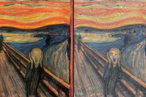 Estas fotos con el filtro se viralizaron en Internet Foto:Picnio/Google+. Imagen Por: