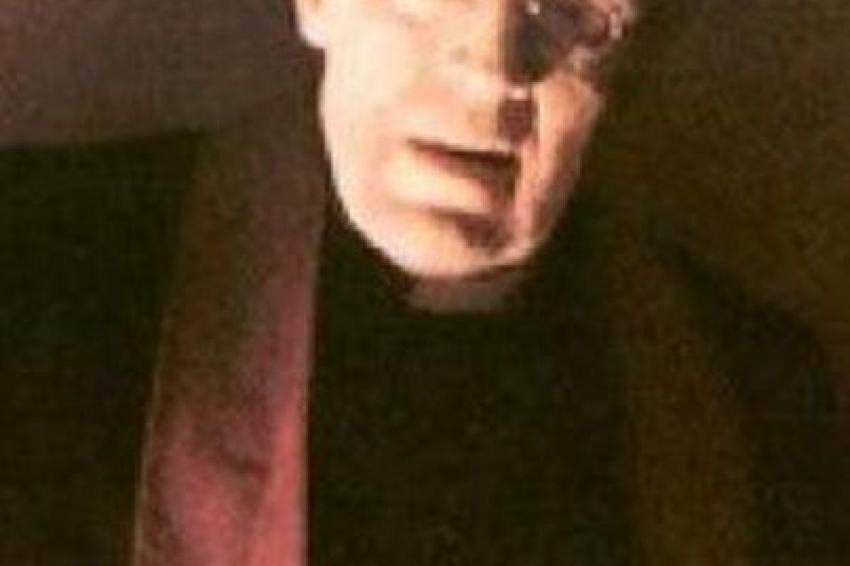 """""""Padre Lankester Merrin"""", de la película """"El exorcista"""" / Actor: Max Von Sydow Foto:Wikicommons. Imagen Por:"""