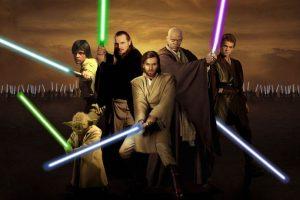 Los Jedi son personajes de gran poder y sabiduría seguidores del Lado Luminoso de La Fuerza Foto:Wikia/Star Wars. Imagen Por: