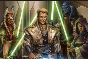 Los caballeros Jedi son guerreros con vocación espiritual y de servicio a la comunidad que recuerdan a los héroes de las tradiciones célticas y budistas Foto:Wikia/Star Wars. Imagen Por: