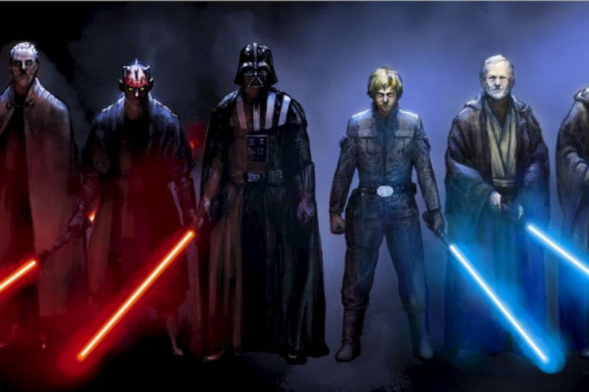 Sus principales enemigos en la saga son los Sith (adoradores del Lado Oscuro de La Fuerza) Foto:Wikia/Star Wars. Imagen Por: