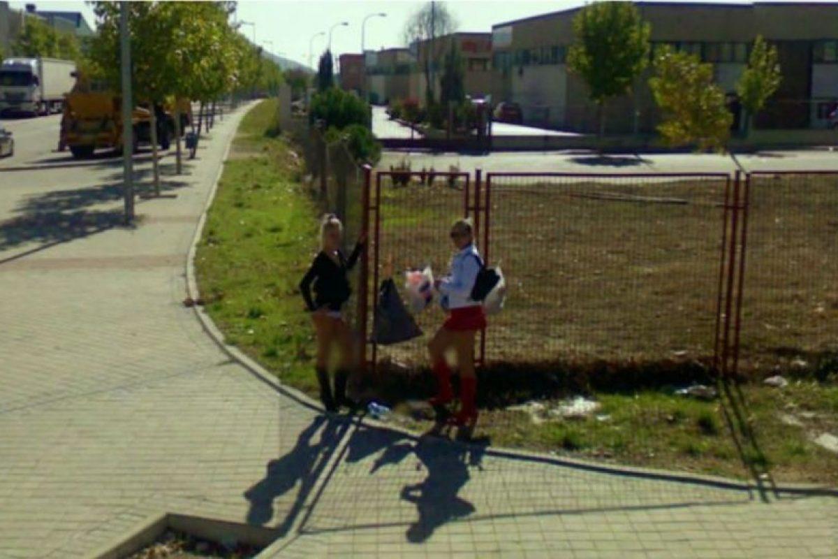 O hacer de este trabajo un negocio. Foto:vía Google Street View. Imagen Por: