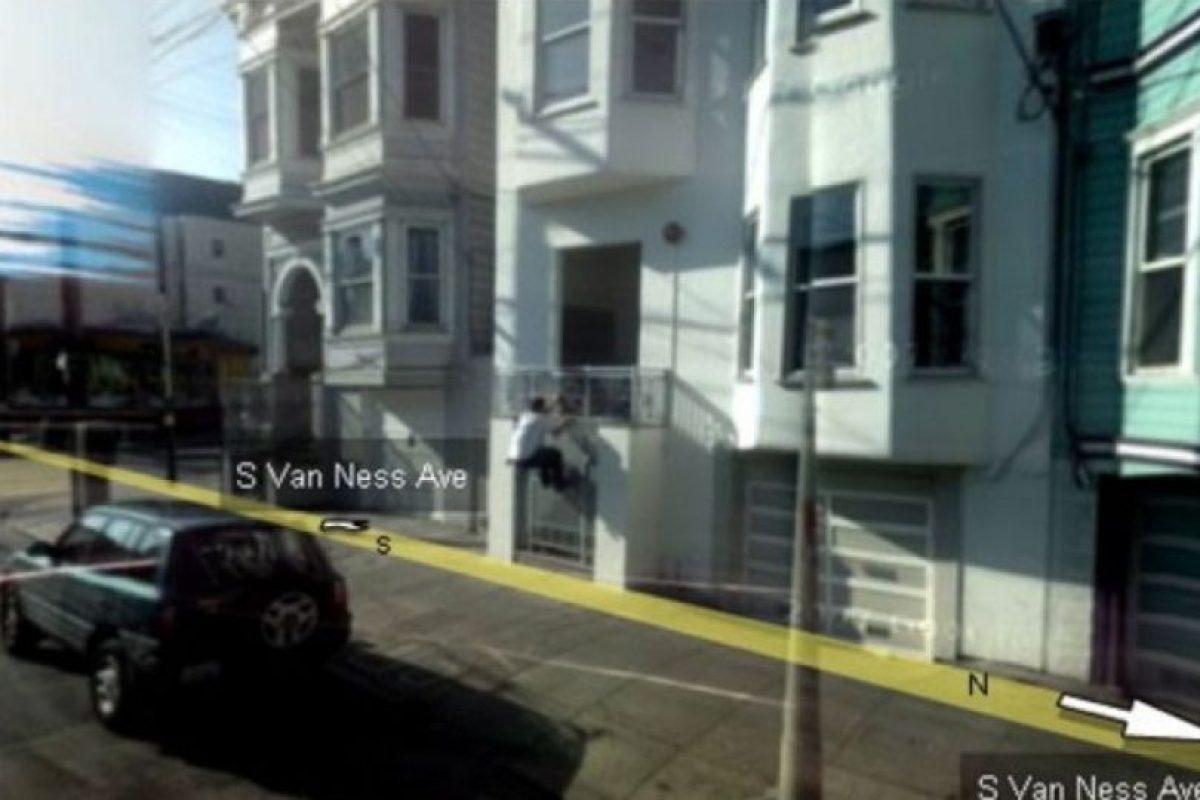 O este asaltacasas. Foto:vía Google Street View. Imagen Por: