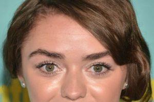 """Maisie Williams, de """"Game of Thrones"""", mostrando por qué la adolescencia es lo peor para muchos. Foto:vía Getty Images. Imagen Por:"""