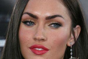 ¿Megan Fox? Sí, Megan Fox. Foto: vía Getty Images. Imagen Por:
