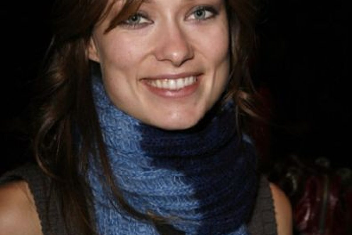 Sí, Olivia Wilde también tiene acné. Y es cara de Revlon (y así es la vida). Foto:vía Getty Images. Imagen Por: