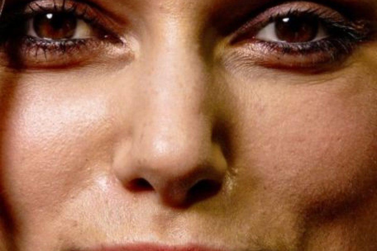 ¿Esta es Keira Knightley? Sí, definitivamente los maquillistas hacen milagros. Foto:vía Getty Images. Imagen Por: