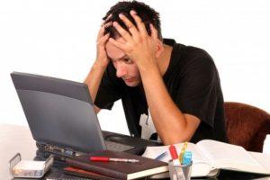 Ergasiofobia: Aversión al trabajo Foto:Reproducción. Imagen Por: