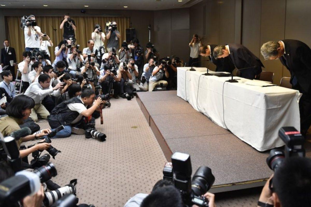 Junto a él, también renunciaron dos ejecutivos y la compañía anunció la renovación de su cúpula directiva. Foto:AFP. Imagen Por: