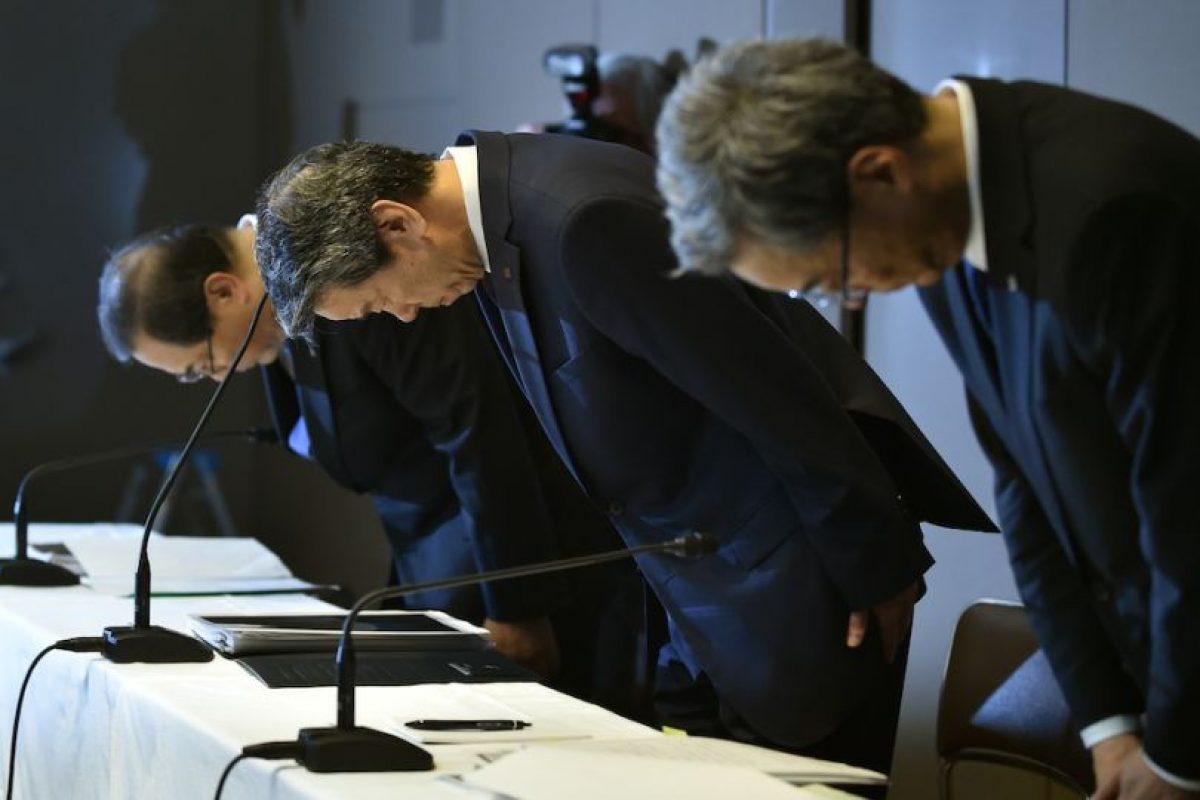 Renunció este día después de ser acusado de inflar sus beneficios operativos en mil 125 millones de euros. Foto:AFP. Imagen Por: