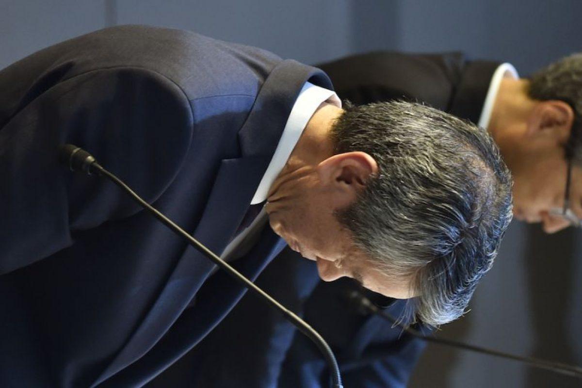 """""""Se trata del episodio más perjudical para nuestra marca en 140 años de historia"""", admitió el empresario. Foto:AFP. Imagen Por:"""