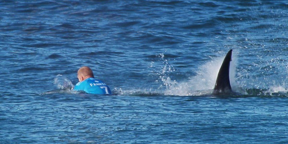 Esto dijo la mamá del surfista atacado por tiburón
