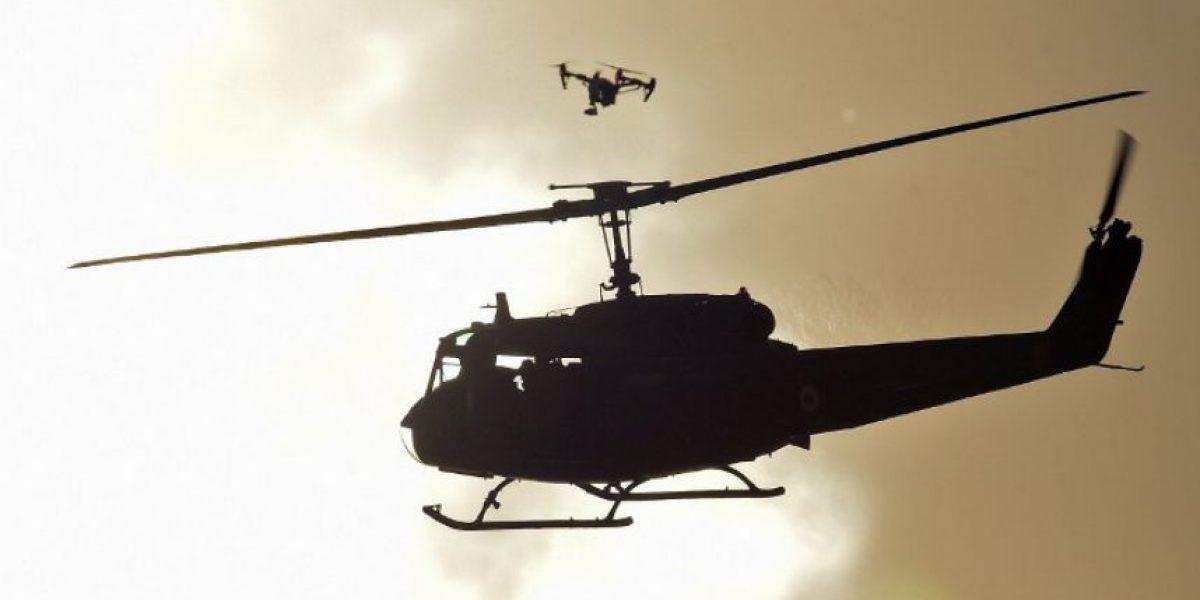 Culpan a drone de emergencia aérea en Polonia
