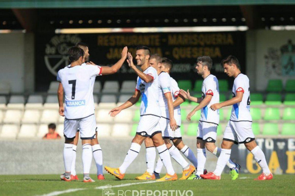 Fue su primera campaña en Primera División luego de varios años en la Liga Adelante. Foto:Vía facebook.com/RCDeportivo. Imagen Por: