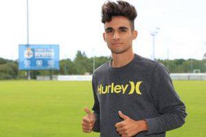Julio Rey, futbolista español, perdió la oportunidad de fichar por el Deportivo La Coruña gracias a un tuit que escribió cuando tenía 17 años. Foto:Vía facebook.com/RCDeportivo. Imagen Por: