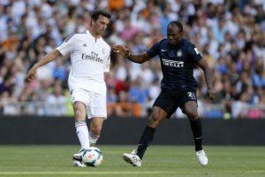 En Real Madrid de 2001 a 2007. Foto:Getty Images. Imagen Por:
