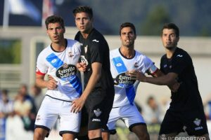 """En él, insultó al equipo gallego y por ello, el """"Depor"""" desistió de contratarlo. Foto:Vía facebook.com/RCDeportivo. Imagen Por:"""