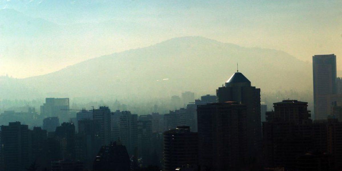 Se mantiene alerta ambiental por mala calidad del aire