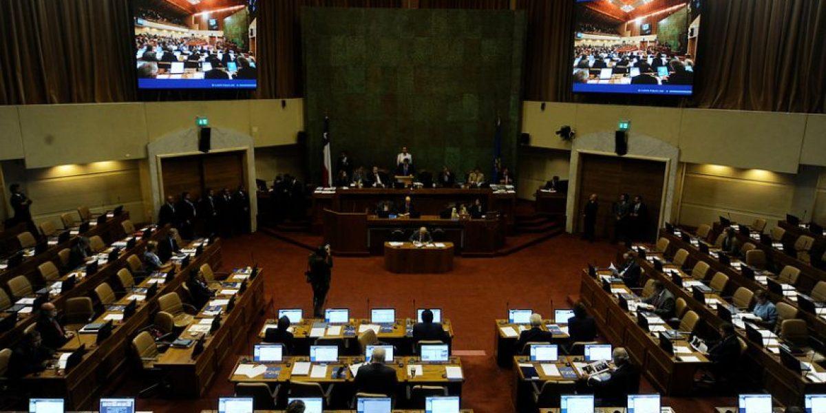 Parlamento rendirá Cuenta Pública ante autoridades