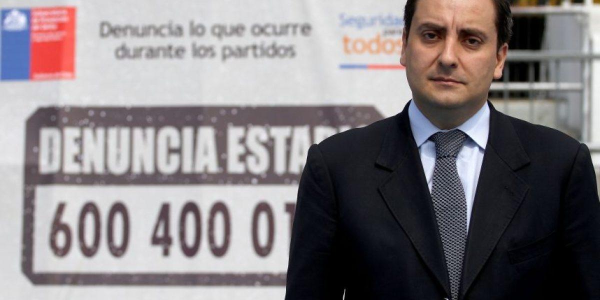 José Roa reitera: