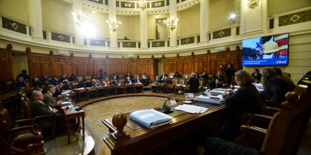 Reforma laboral: OIT expuso sobre el reemplazo en huelga