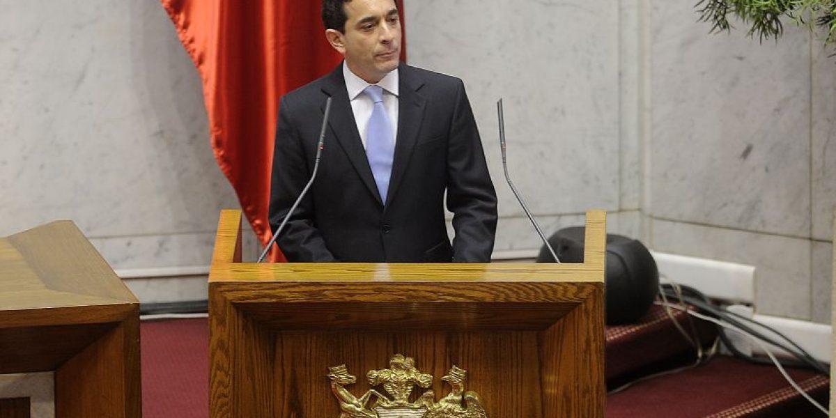 Cuenta Pública del Congreso: Núñez apela por fin de la influencia del dinero en la política
